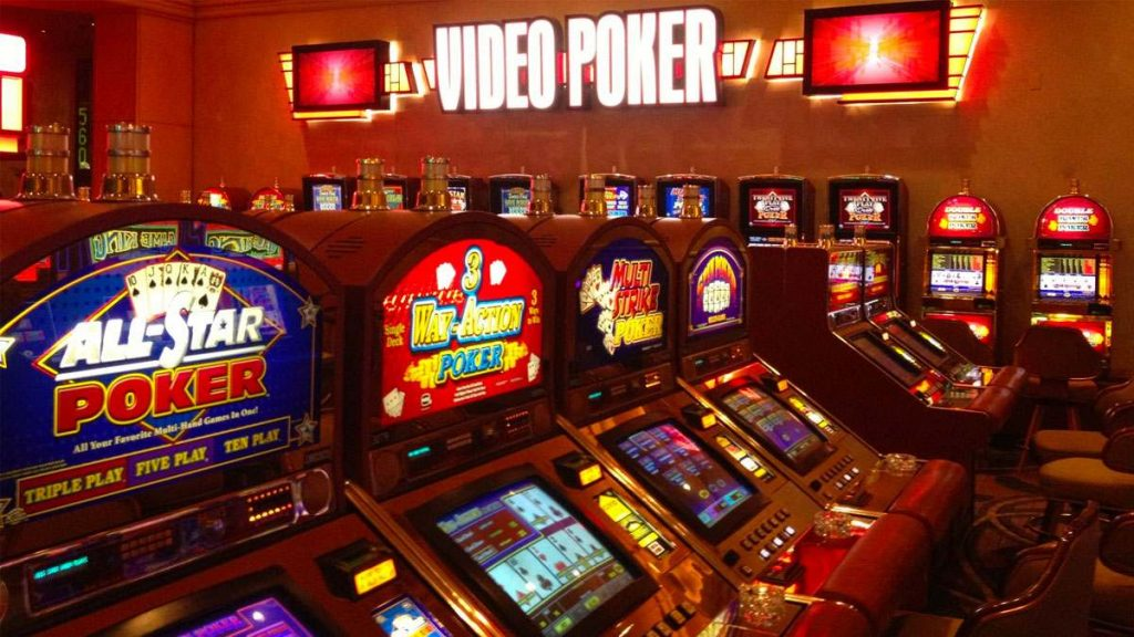 Video Poker 🤩 Best Video Poker Games in Singapore