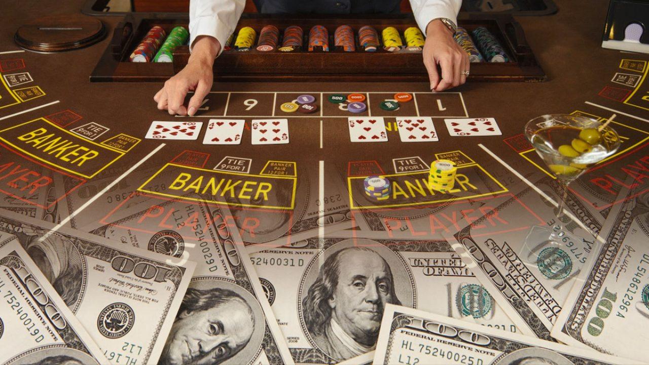 Online Casino Baccarat Singapore